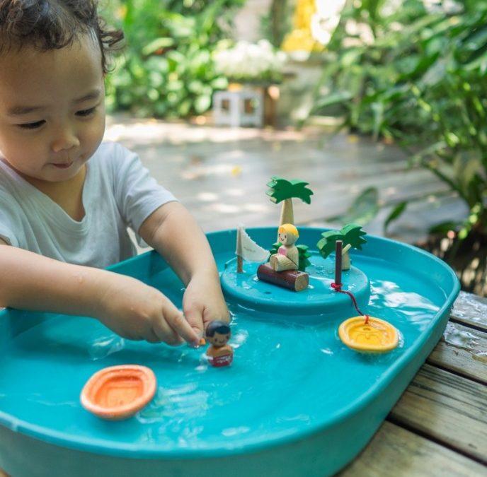 Duurzaam speelgoed van Plan Toys