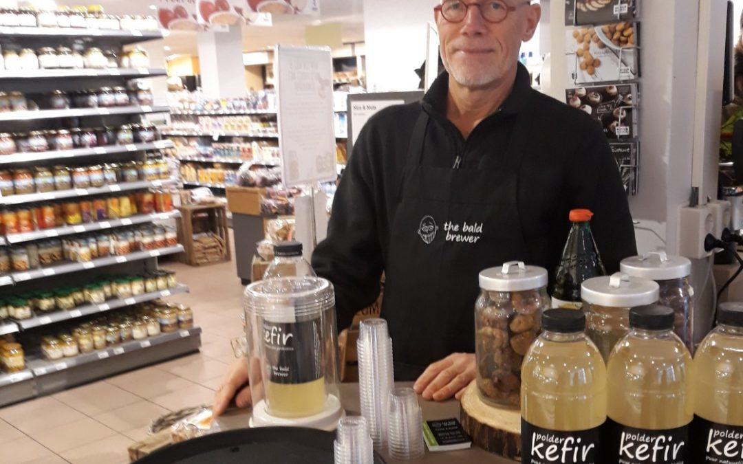 Waterkefir, een heerlijk drankje vol natuurlijke probiotica