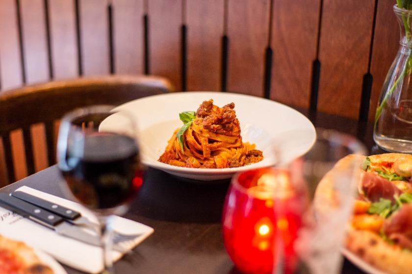 Spaghetti alla palermitana